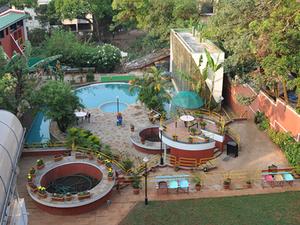 Hotel Panorama - Inner Landscape
