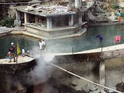 Hot Springs Manikaran