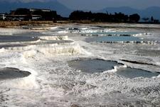 Hot Springs Of Pamukkale