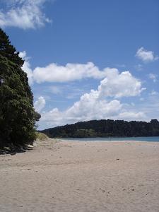 Hot Water Beach Cloud