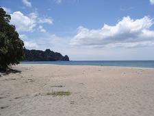 Hot Water Beach Long View