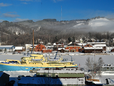 Houghton Michigan