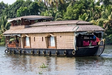 HouseBoat At Alleppey Backwater