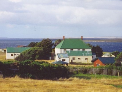 House In East Falkland