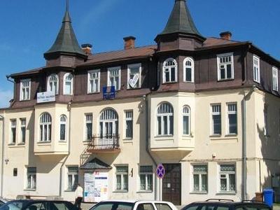House In Rokiskis Center