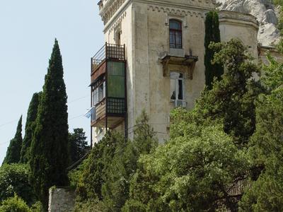 House In  Simeiz