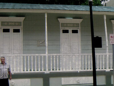 House Where Dr. Barbosa Was Born