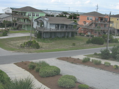 Houses At  Emerald  Isle  North  Carolina
