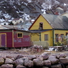 Houses Petty Harbour