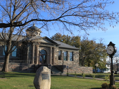 Howell  Carnegie  District  Library