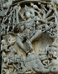 Hoysala Empire Sculptural Articulation