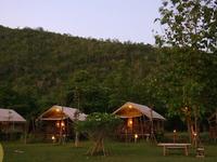 Hintok River Camp @Hellfire Pass