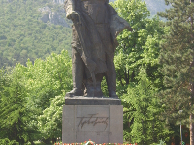 Hristo  Botev Monument