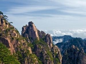 Huangshan Cordillera
