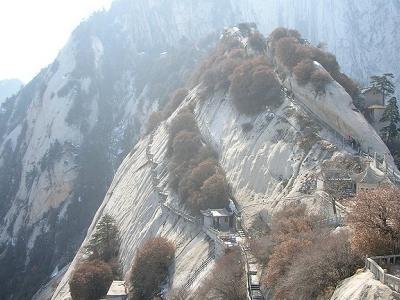 Huashan - Shanxi