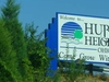 Huber Heights Welcome Sign With The Phrase Quotcome Grow With Us