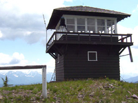 Huckleberry Fire Lookout