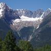 Hudson Glacier