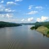Hudson River From Bear Mountain Bridge