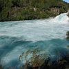 Huka Falls To Aratiatia Rapids Walking Track - Tongariro National Park - New Zealand