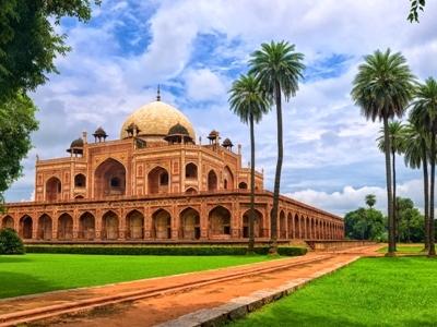 Humayun's Tomb Complex - New Delhi