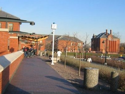 Humber College Walkway
