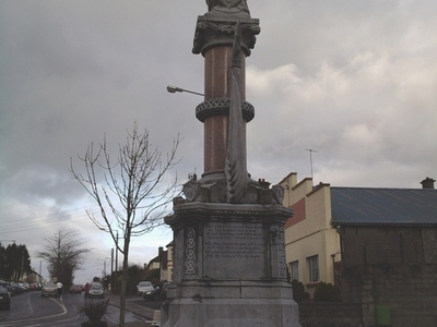 Humbert Monument On Humbert Street In Ballina