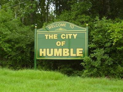 Humble  Sign