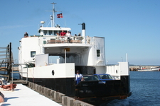 Hundested Roervig Ferry