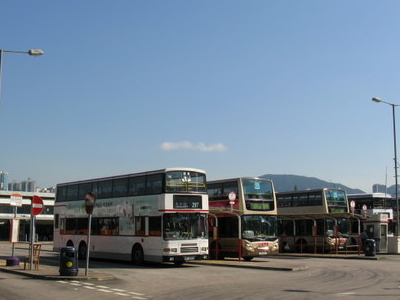 Hung Hom Ferry Pier Bus Terminus