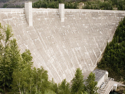Hungry Horse Dam