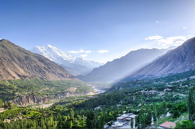 Gilgit, Hunza & Naltar Valleys Tour Photos