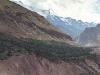 Hunza  Valley  Karimabad  Northern  Area  Pakistan