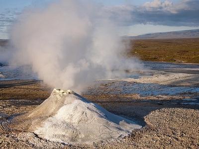 Hveravellir - La Terra Fuma - Iceland