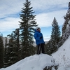 Hyalite Canyon During Bozeman Ice Fest MT