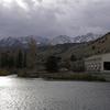 Hydroelectric Power Station Along Bishop Creek