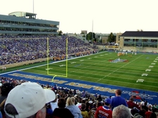 Skelly Field At H A Chapman Stadium