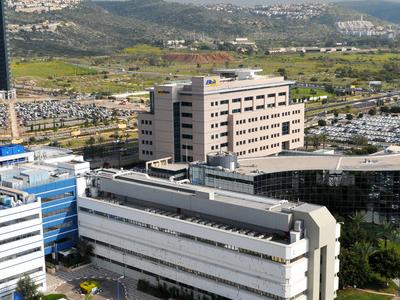 Matam Hi Tech Park In Haifa