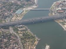 View Of Haliç Bridge