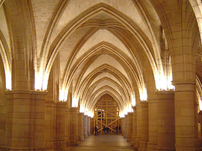 The Hall Of The Guards