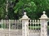 Hamilton  Botanic  Garden  Gates