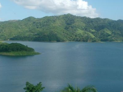 The Hanabanilla Lake