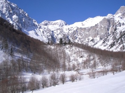 The Hanging Glacial Valley
