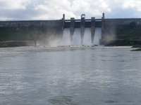 Harangi Reservoir