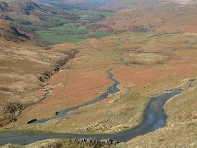 Hardknott  Pass And  Eskdale