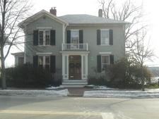 Harrison Brown House