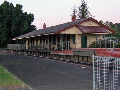 Harvey Railway Station