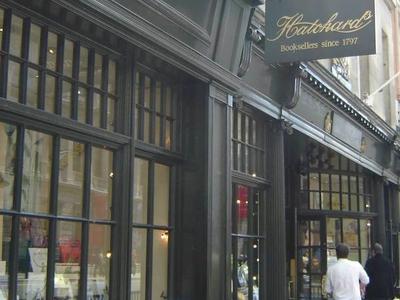 Hatchards Bookshop
