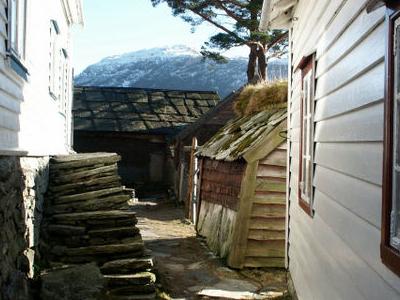 Havretunet Between The Houses