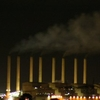 Hazelwood Power Station At Night